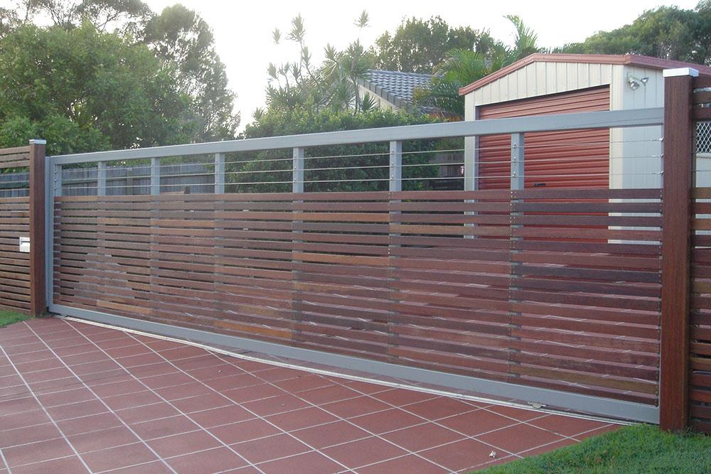 Fence & Gate